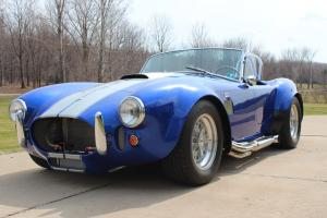 1966 A/C Cobra Competition Roadster with a real 428 Super Cobra Jet