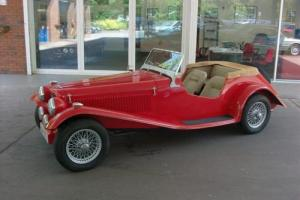 1973 MG TF MG TF REPLICA