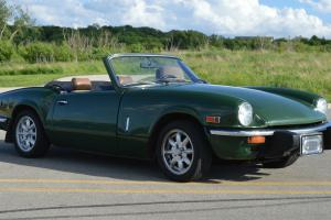 1978 Triumph Spitfire - Ready to Hit the Road!