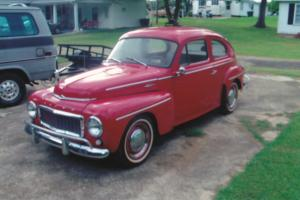 1962 Volvo 544 Red 2Dr. Coupe Very Nice