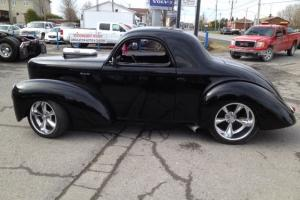 Willys : Coupe Pro-Street