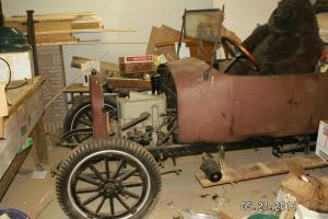 1918 Willys Knight 90,Touring Car, a rare vehicle