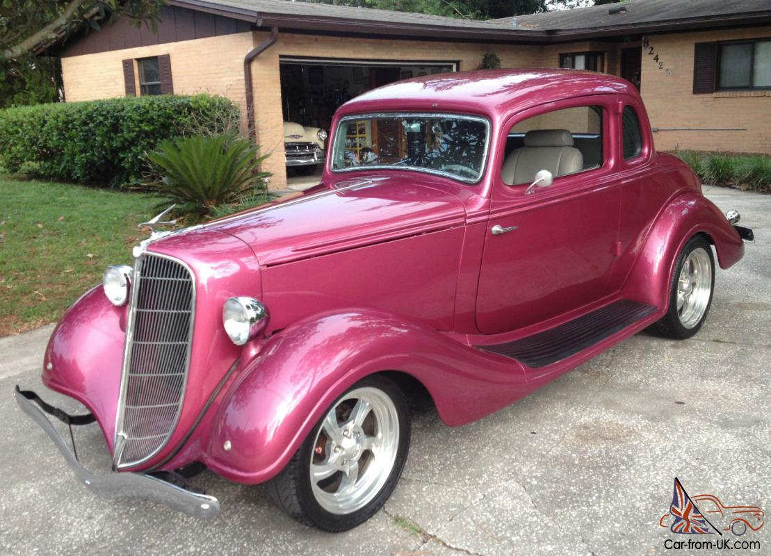 1936 Rumble Seat Coupe For Sale | Autos Post
