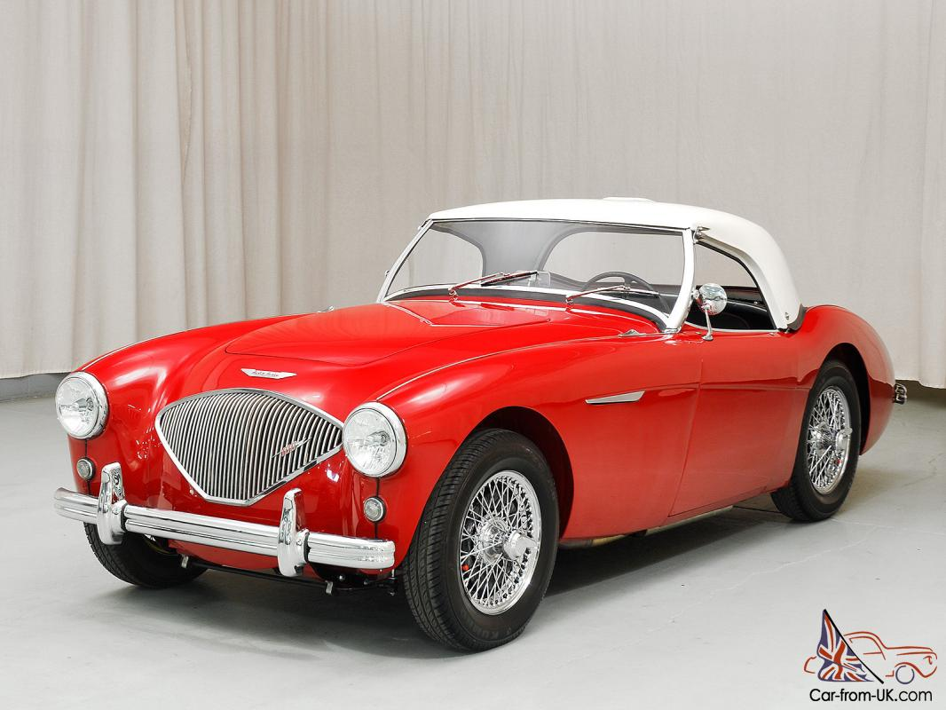 Beautifully restored 100/4 BN2 with hardtop, from Hyman Ltd. Classic ...