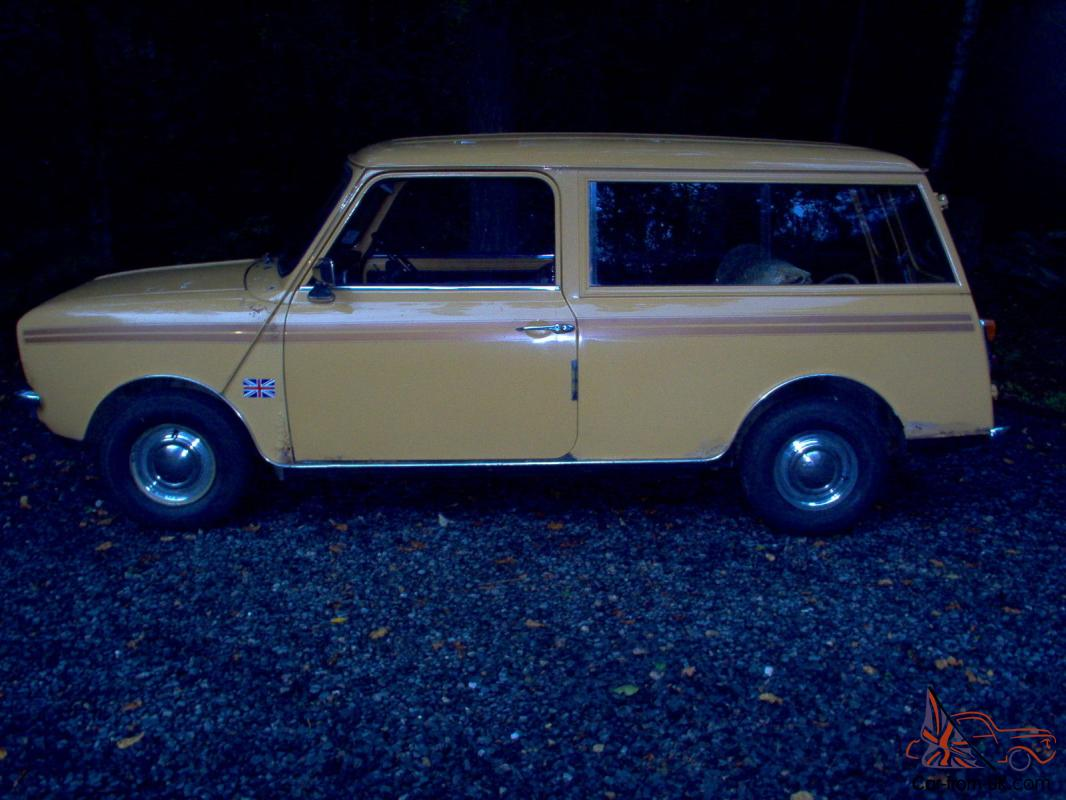 1977 austin mini clubman. Black Bedroom Furniture Sets. Home Design Ideas