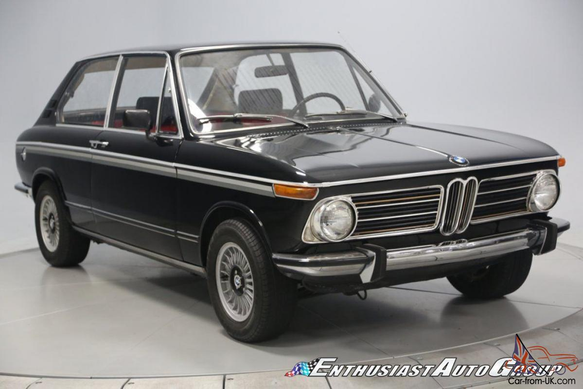 1972 bmw 2000 touring 2002 collector car roundie. Black Bedroom Furniture Sets. Home Design Ideas