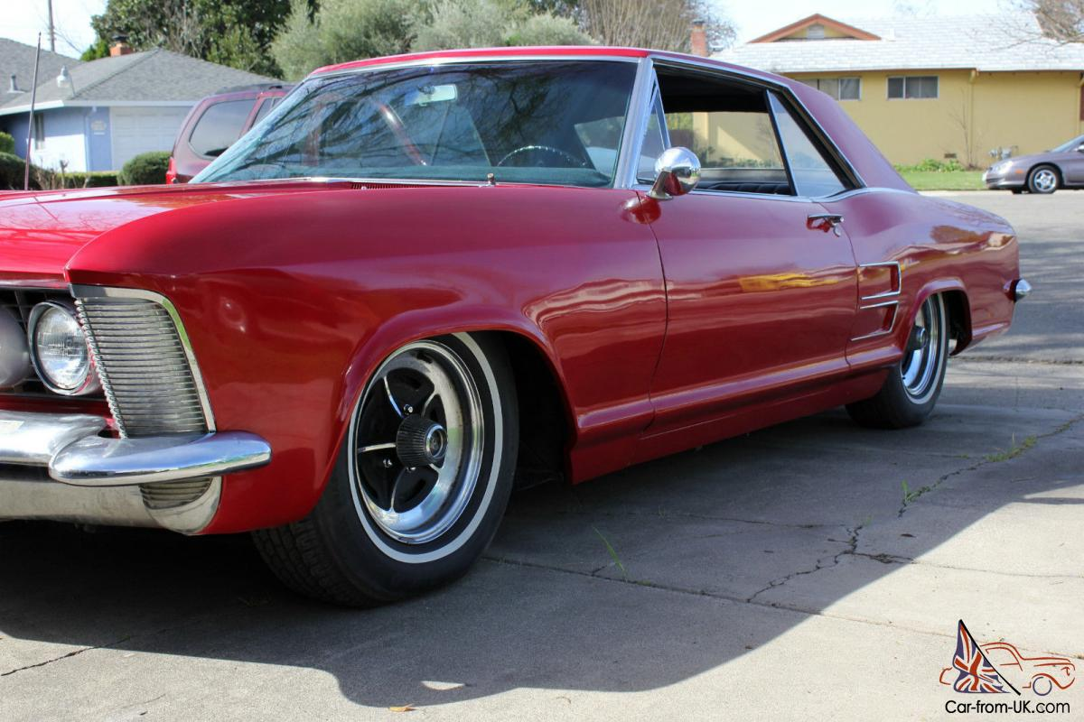 1963 Buick Riviera 401 Nailhead Automatic Power Windows for sale
