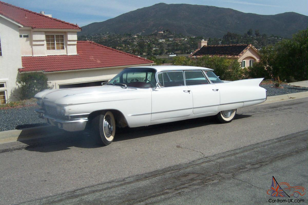 1960 Cadillac Coupe Deville For Sale: 1960 Cadillac Sedan Deville Flat Top