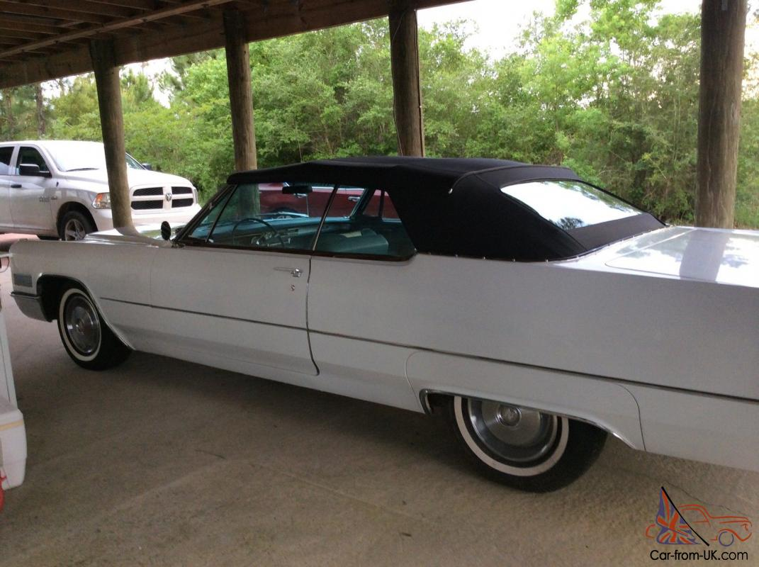 1966 cadillac convertible for 429 cadillac motor for sale