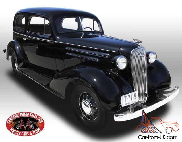 1936 chevrolet sedan in ebay motors ebay autos post for Ebay motors classic cars for sale by owner