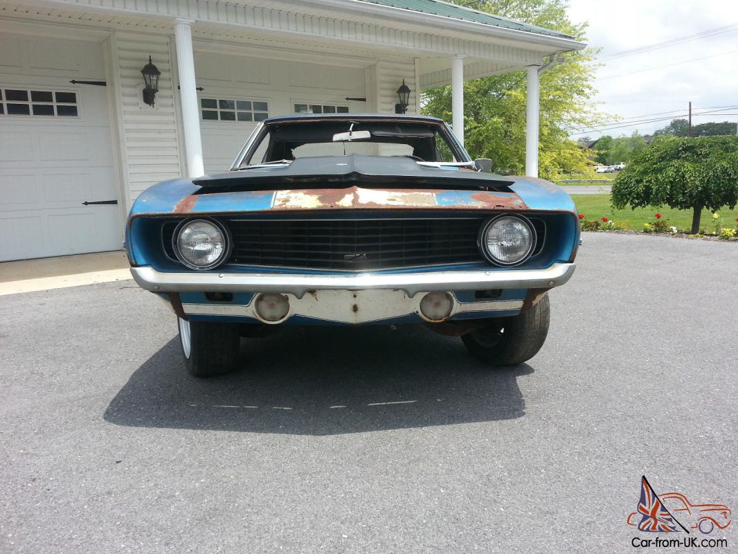 1969 camaro project car for sale car interior design. Black Bedroom Furniture Sets. Home Design Ideas