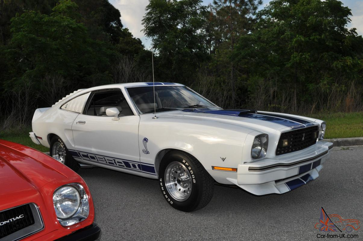 1978 Mustang 2 For Sale