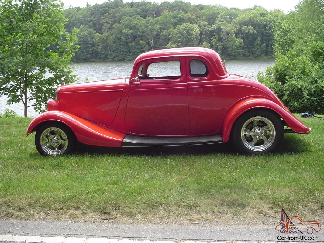 1933 ford steel 5 window coupe