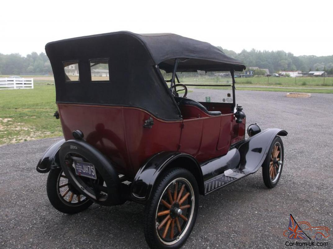 1924 ford model t touring convertible 3 door beautiful classic 40 pics. Black Bedroom Furniture Sets. Home Design Ideas