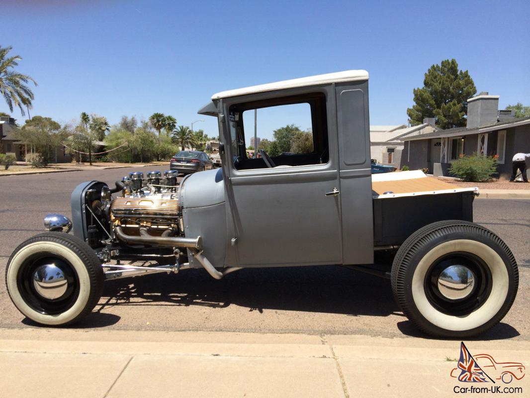 1928 Ford HOT ROD Model A Pickup Rat Rod Vintage Street Rod