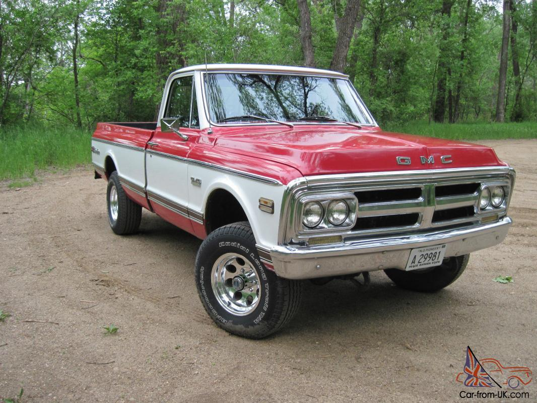 RepairGuideContent also 1972 Gmc C10 Short Wheel Base Aircab Other Pickup Chevrolet Rat Rod 299875 further 1967 1972 Chevy Gmc Pickup Trucks additionally 1970 CHEVROLET C 10 CUSTOM PICKUP 117763 further 2. on 1972 gmc sierra grande pickup