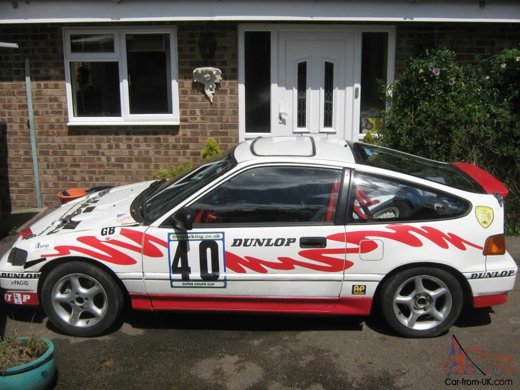 Crx Challenge car. Excellent classic trackday toy or race/rally car.