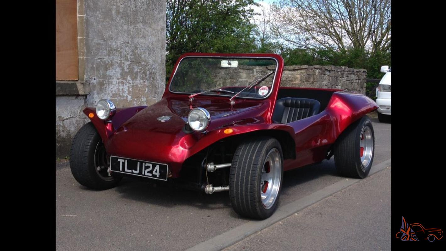 Volkswagen Beach Buggy 1956 Transferable Registration