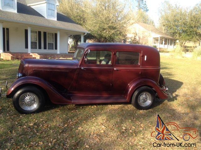 1934 plymouth sedan 4 door for 1934 plymouth 2 door sedan