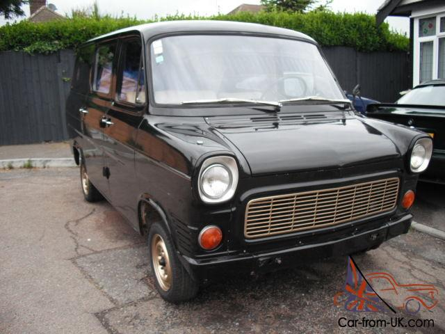 ford transit mk1 swb van race barge weekend camper lhd. Black Bedroom Furniture Sets. Home Design Ideas
