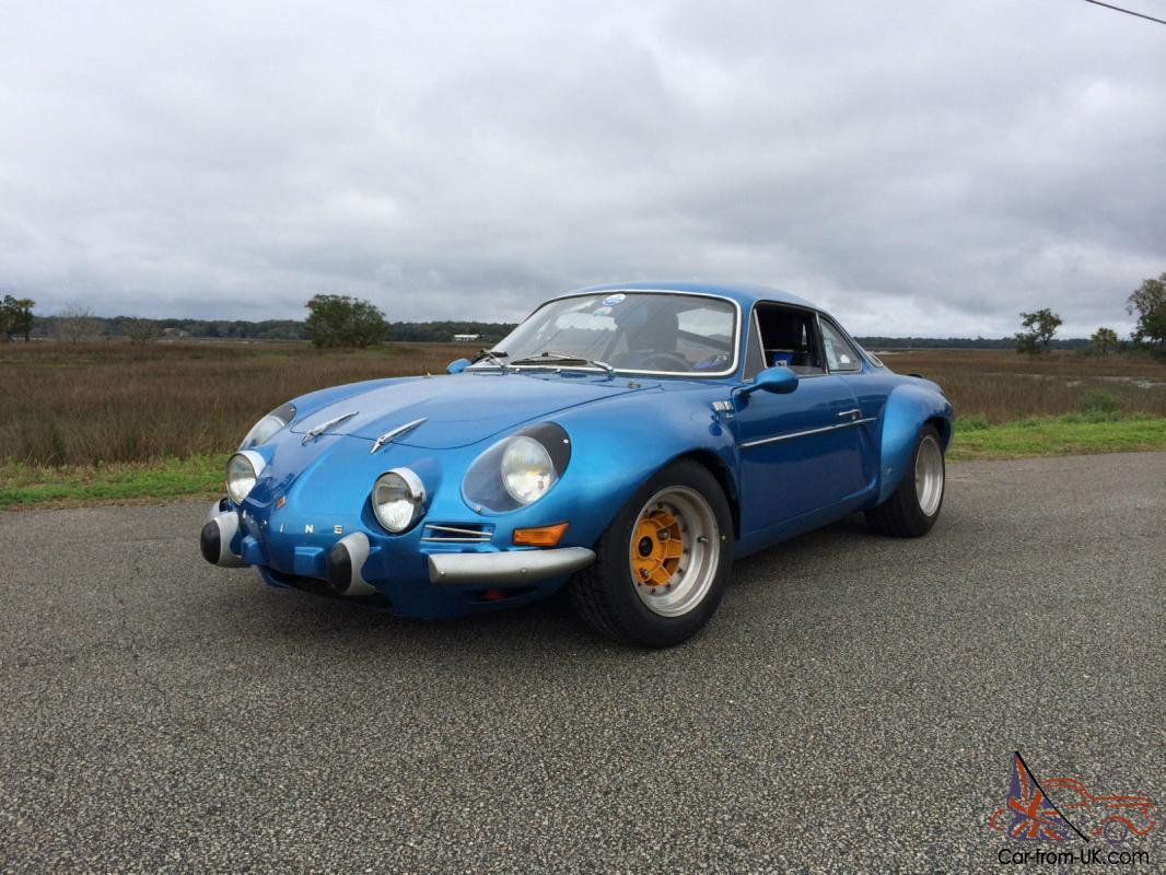 1971 alpine renault a110 1600s grp 4 fia docs rebuilt engine no reserve. Black Bedroom Furniture Sets. Home Design Ideas
