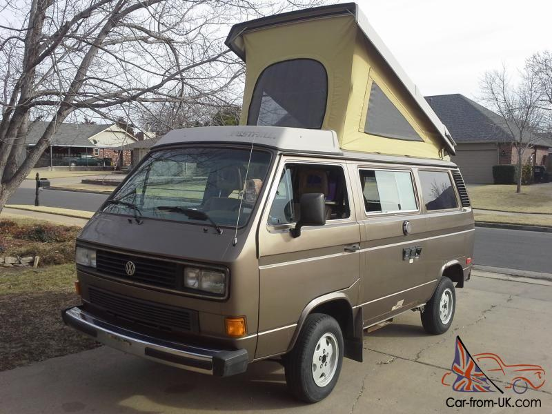 vw syncro westfalia vanagon