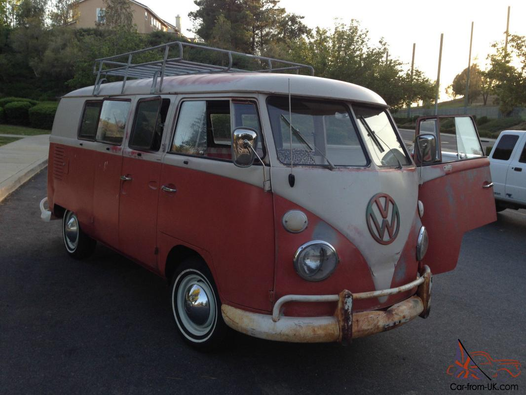 1965 volkswagen bus standard 11 window for 11 window vw bus