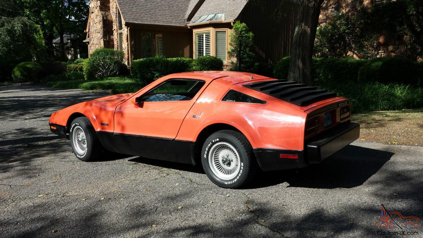 1975 bricklin red daily driver custom interior. Black Bedroom Furniture Sets. Home Design Ideas