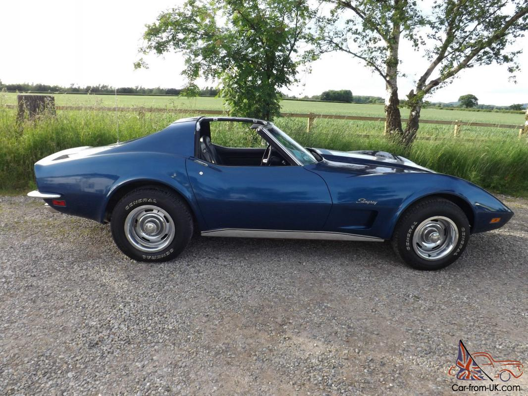 1973 corvette stingray l 48 350 t top coupe auto for sale. Cars Review. Best American Auto & Cars Review