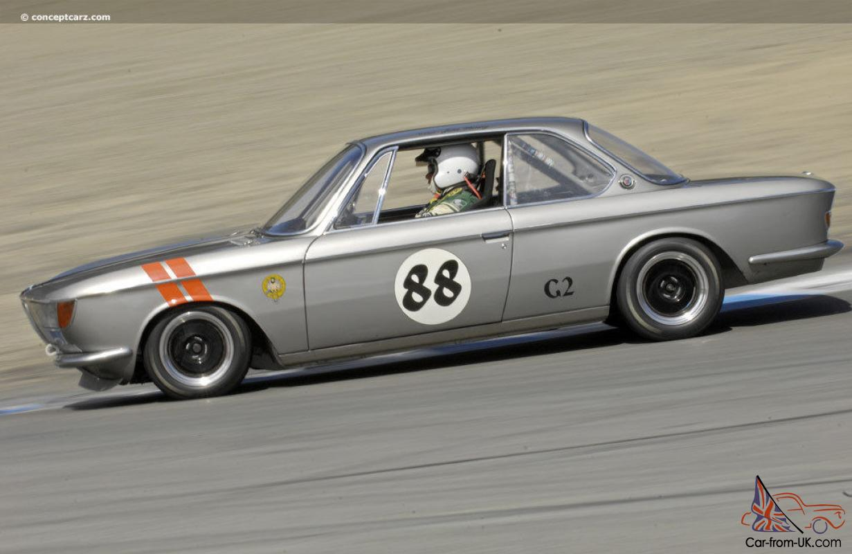 Vintage Race Cars For Sale On Ebay >> 1967 BMW 2000CS Alpina Vintage Race Car Monterey Historics SOVREN Motorsport