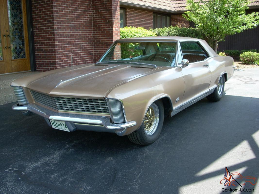 1965 buick riviera california car original paint for sale. Cars Review. Best American Auto & Cars Review