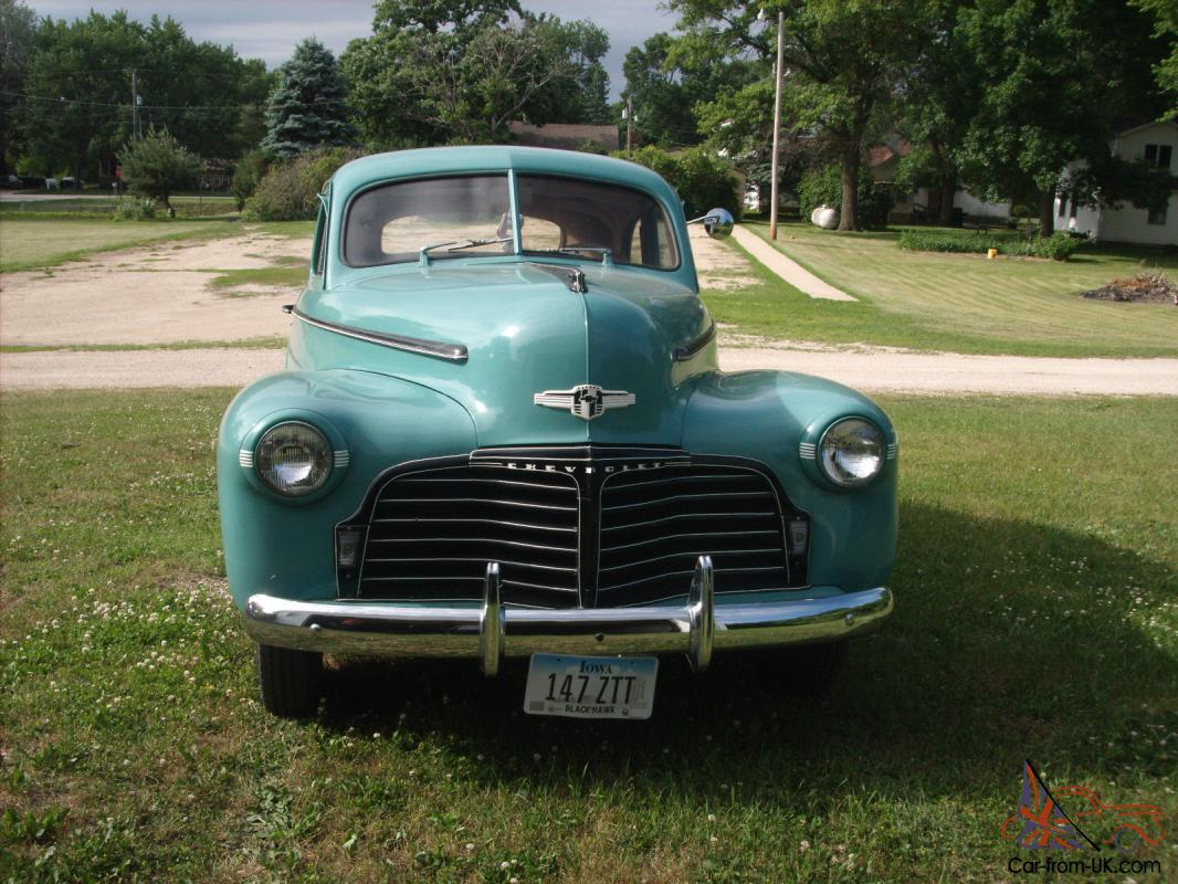 1942 Chevy Special Deluxe Pictures to Pin on Pinterest ...
