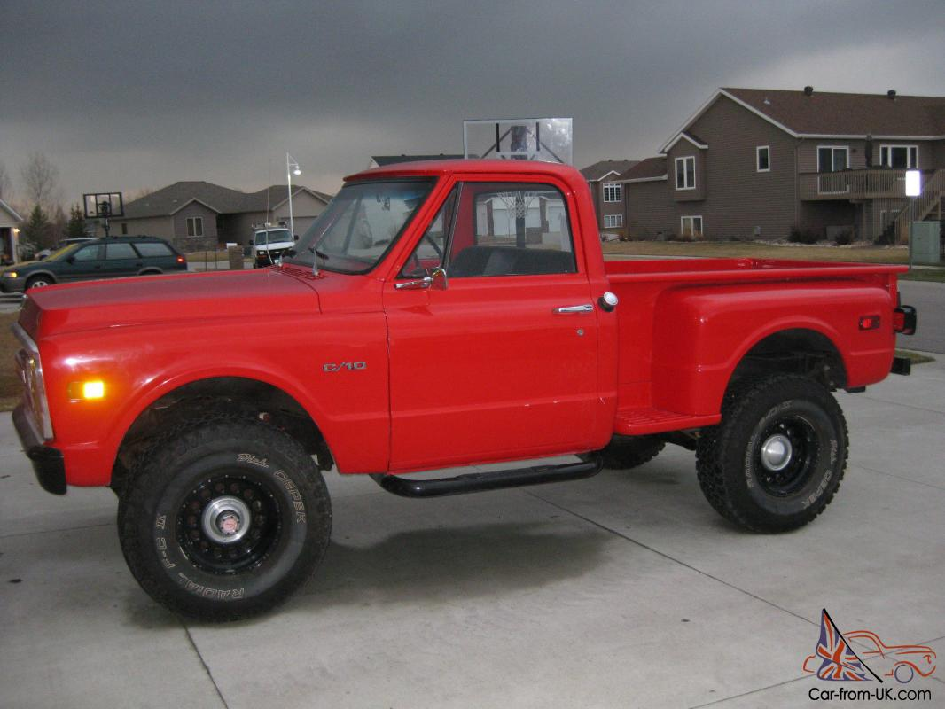 the gallery for old chevy 4x4 trucks for sale. Black Bedroom Furniture Sets. Home Design Ideas