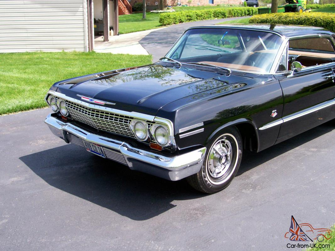 1963 chevrolet impala ss 409 super sport. Black Bedroom Furniture Sets. Home Design Ideas