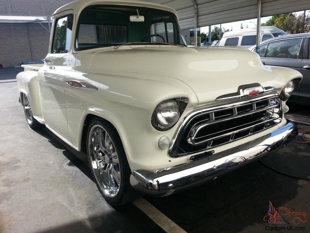1957 Chevrolet Truck 3100 Cab Chassis 2 Door 38l Chevy Paint Colors