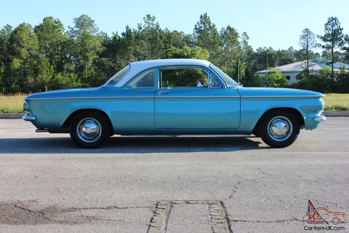1960 Chevrolet Corvair 700 Coupe