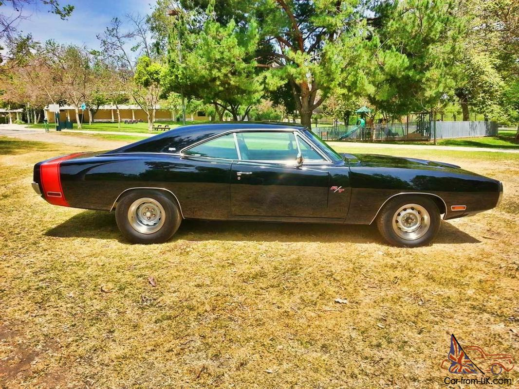 1970 Dodge Charger 440 RT/SE (Special Edition) Triple