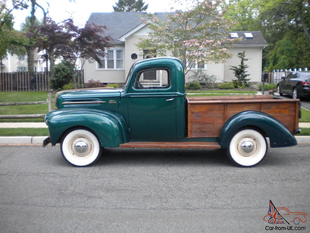 1946 Ford Shortbed Pickup Truck