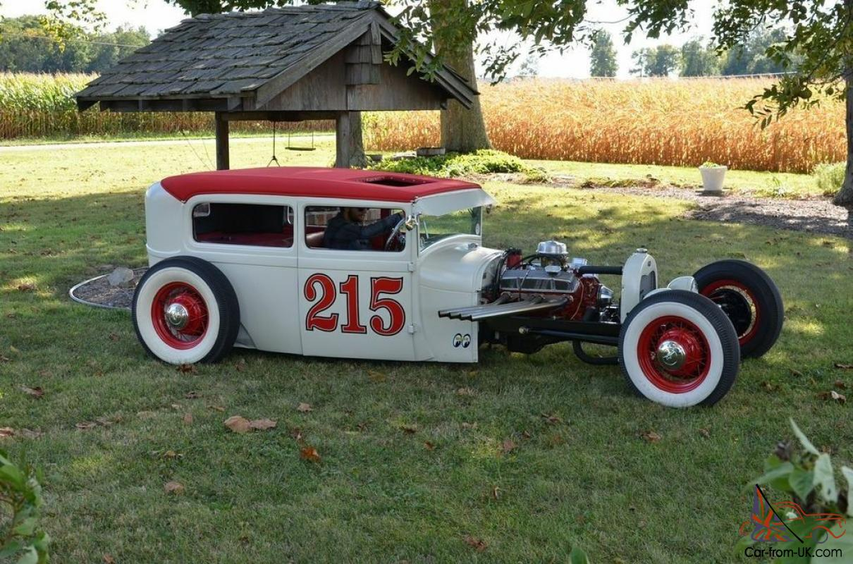 Nice Ford Tudor Rat Rod For Sale Image Collection - Classic Cars ...