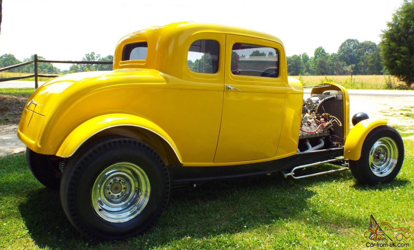 1932 ford 2dr 5 window coupe