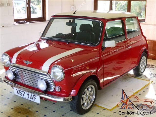 Rover mini cooper standard car ebay motors 281107988144 for Ebay motors classic cars for sale by owner
