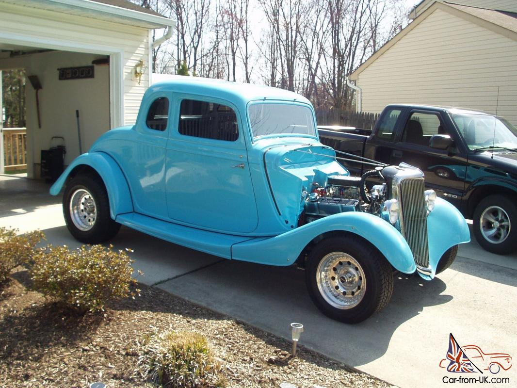 1934 ford coupe five window rumble seat for 1934 ford 5 window