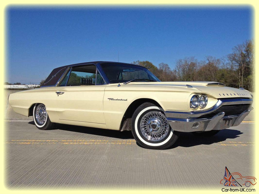 1964 ford thunderbird landau no reserve 90 pics restored. Cars Review. Best American Auto & Cars Review