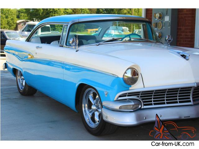 1956 ford customline 2 door hard top 302 automatic trans for 1956 ford customline 2 door hardtop