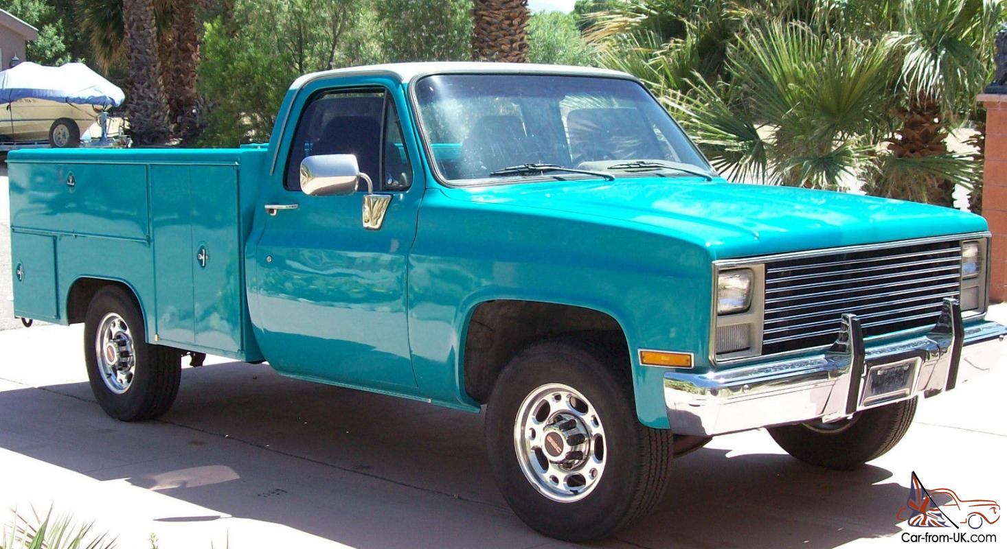 1985 gmc 2500 for sale images