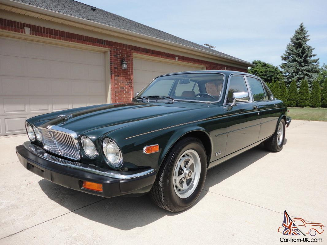 1986 jaguar xj6 series iii 1st place michigan jaguar concours show. Black Bedroom Furniture Sets. Home Design Ideas