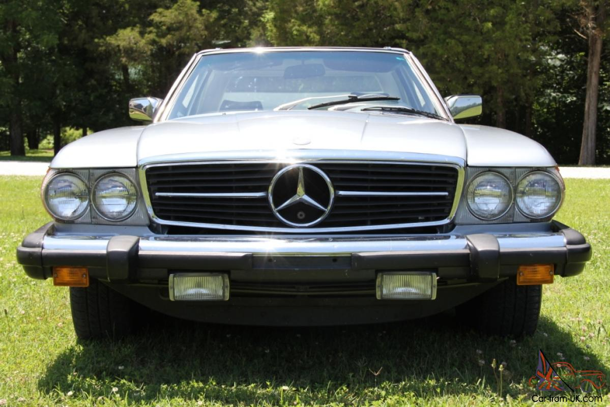 1980 mercedes benz 450sl roadster convertible r107 for 1980 mercedes benz for sale