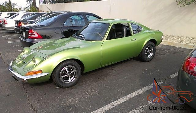 73 opel gt for sale