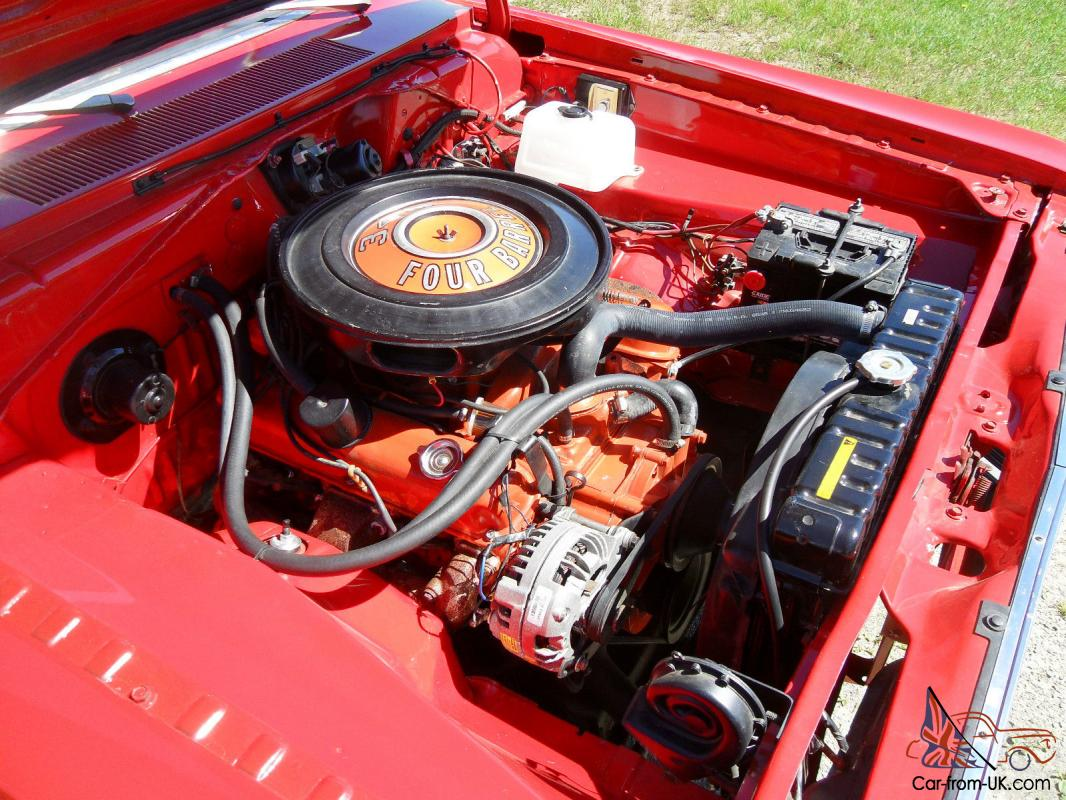 1970 plymouth duster specs
