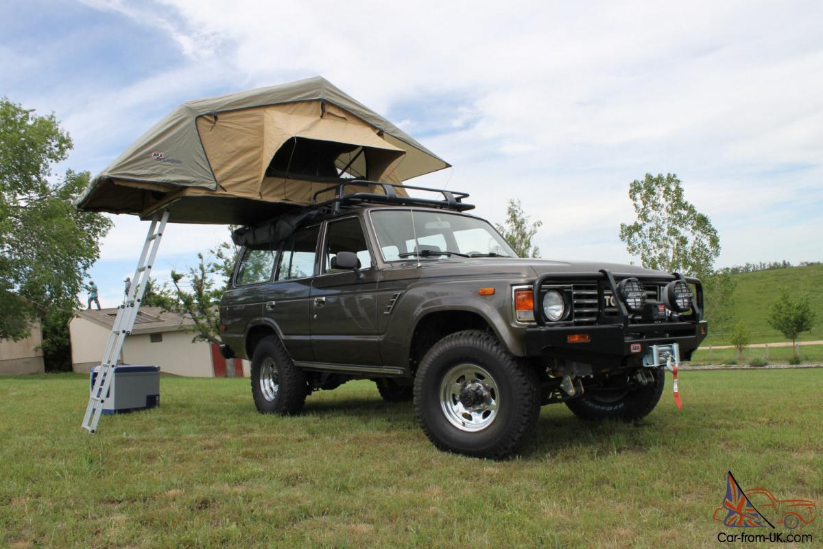 1986 toyota land cruiser fj60 the ultimate arb camp truck. Black Bedroom Furniture Sets. Home Design Ideas